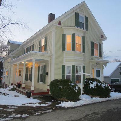Newmarket Single Family Home For Sale: 15 Prescott Street