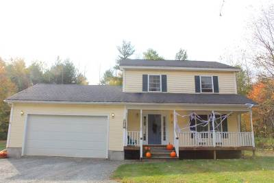 Single Family Home Active Under Contract: 3 Deer Run Road