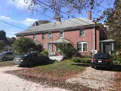 Newmarket Multi Family Home Active Under Contract: 2-8 Beech Street