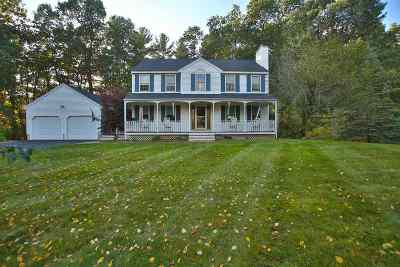 Hudson Single Family Home Active Under Contract: 16 Crestwood Drive