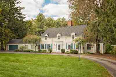 Dover Single Family Home Active Under Contract: 8 Arch Street