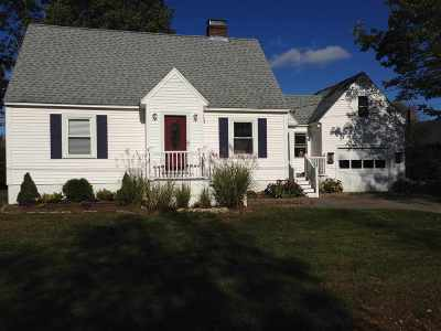 North Hampton Single Family Home Active Under Contract: 9 Post Road
