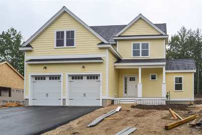 Dover Single Family Home Active Under Contract: Lot 31 Emerald Lane #Lot 31