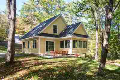 Moultonborough Single Family Home Active Under Contract: 6 Sandy Cove Road