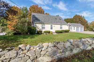 North Hampton Single Family Home Active Under Contract: 118 Post Road Road