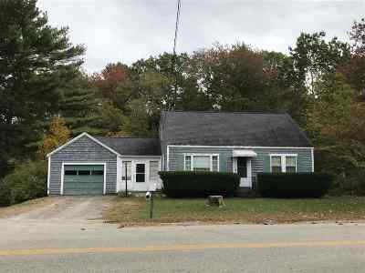 North Hampton Single Family Home Active Under Contract: 25 Mill Road