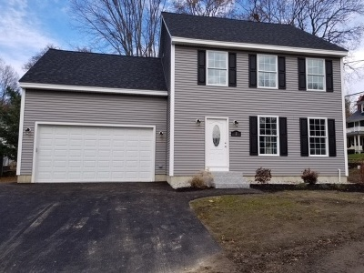 Milford Single Family Home For Sale: 2 Spring Street
