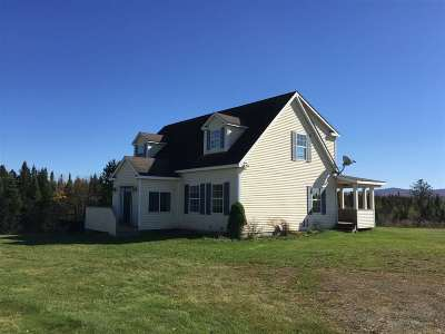 Orleans County Single Family Home For Sale: 504 Salls Rd.