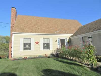 Dover Single Family Home For Sale: 286 Dover Point Road