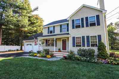 Amherst Single Family Home Active Under Contract: 5 Pleasant Lane