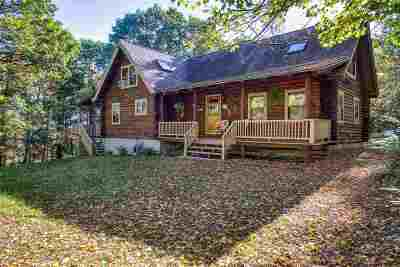 Merrimack County Single Family Home For Sale: 314 Cross Hill Road
