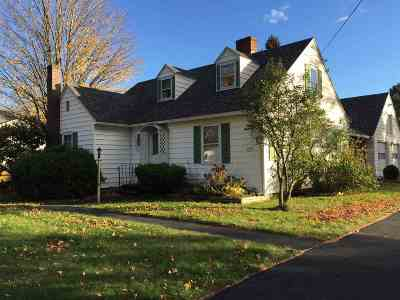Lyndon Single Family Home For Sale: 475 Hill St. Street