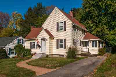 Nashua Single Family Home For Sale: 17 Monadnock Street