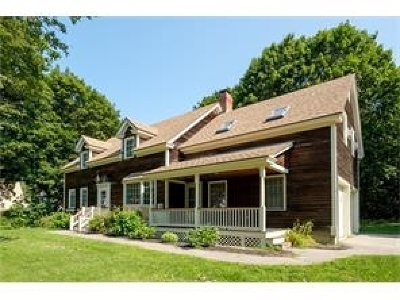 York Single Family Home For Sale: 4 Hemming Way