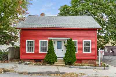 Manchester Single Family Home For Sale: 593 Lincoln Street