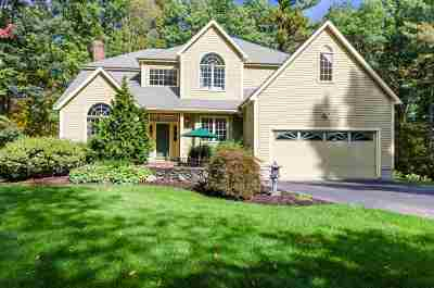 Hollis Single Family Home For Sale: 11 Mendelssohn Drive