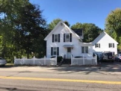 Manchester Multi Family Home For Sale: 349 351 S Beech Street