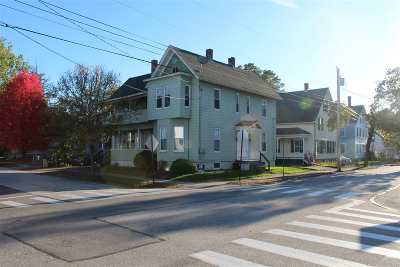 Concord Multi Family Home For Sale: 27 Thorndike Street