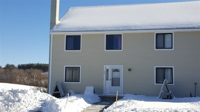 Londonderry NH Condo/Townhouse Sold: $173,000