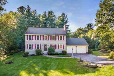 Bedford Single Family Home Active Under Contract: 52 Pinecrest Drive