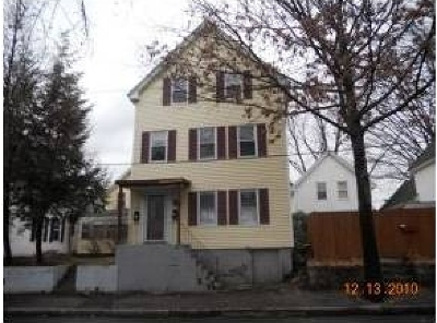 Manchester Multi Family Home For Sale: 172 Auburn Street