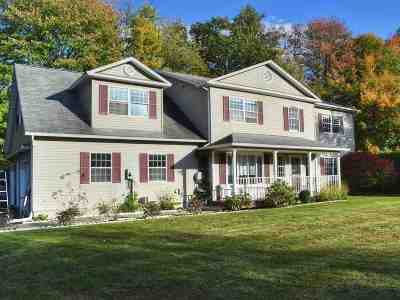 South Burlington Single Family Home For Sale: 10 Slocum Street