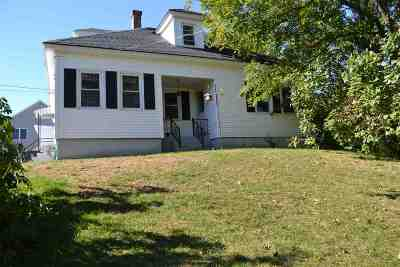 Manchester Single Family Home For Sale: 162 Sylvester Street