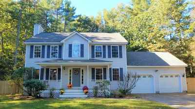 Merrimack Single Family Home For Sale: 60 Wire Road