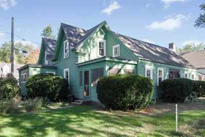 Portsmouth Single Family Home For Sale: 5 Plains Avenue