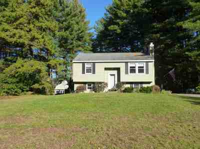 Litchfield NH Single Family Home Pending: $259,000