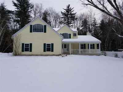 Windham Single Family Home For Sale: 32 Kendall Pond Road