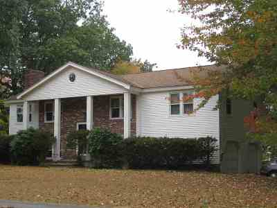 Exeter Single Family Home Active Under Contract: 13 Carriage Drive