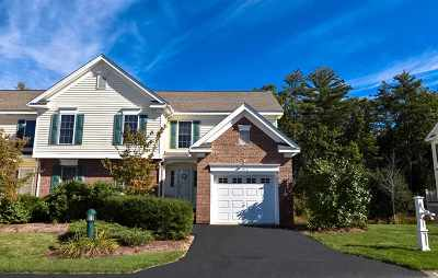 Concord Condo/Townhouse Active Under Contract: 29 Cabernet Drive #4