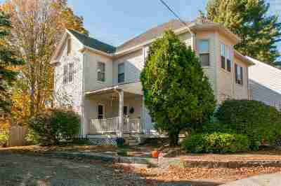 Milford Condo/Townhouse Active Under Contract: 98a Amherst Street