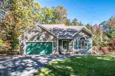 Conway Single Family Home Active Under Contract: 316 Country Road