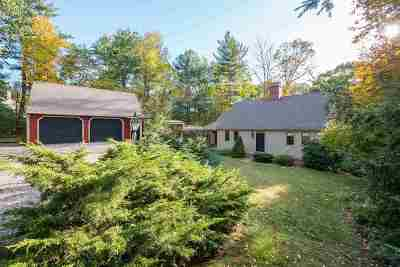 York Single Family Home Active Under Contract: 14 Scituate Road
