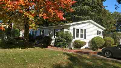 Somersworth Single Family Home Active Under Contract: 511 Sherwood Glenn