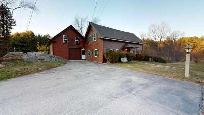 Chichester Single Family Home Active Under Contract: 374 Dover Road