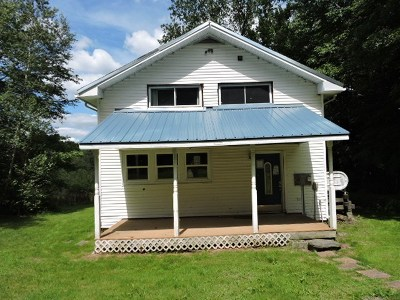 Berkshire, Montgomery, Richford Single Family Home For Sale: 1251 West Hill Road