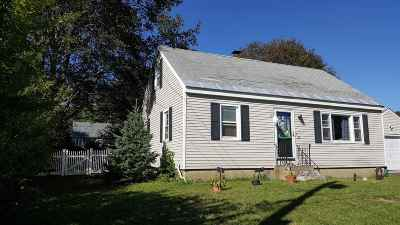 Dover Single Family Home For Sale: 10 Middlebrook Road