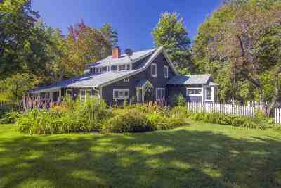 Hyde Park Single Family Home For Sale: 303 Fitch Hill Road