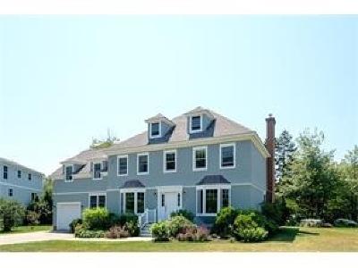York Single Family Home For Sale: 5 Harrison Avenue