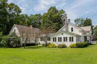 Bristol Single Family Home For Sale: 57 East Street