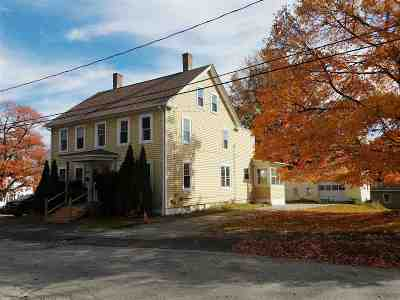 Somersworth Multi Family Home For Sale: 28-30 Walnut Street