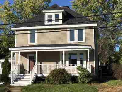 Dover Single Family Home For Sale: 20 Atlantic Avenue