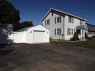 Nashua Single Family Home For Sale: 33 Robinson Road