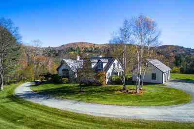 Woodstock Single Family Home Active Under Contract: 3086 South Road