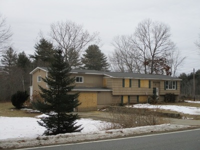Nottingham Single Family Home For Sale: 259 Stage Road