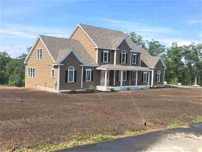 Merrimack Single Family Home Active Under Contract: 1 Lexi Circle