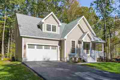 Hampton Single Family Home For Sale: Lot #3 McCarron Drive #3